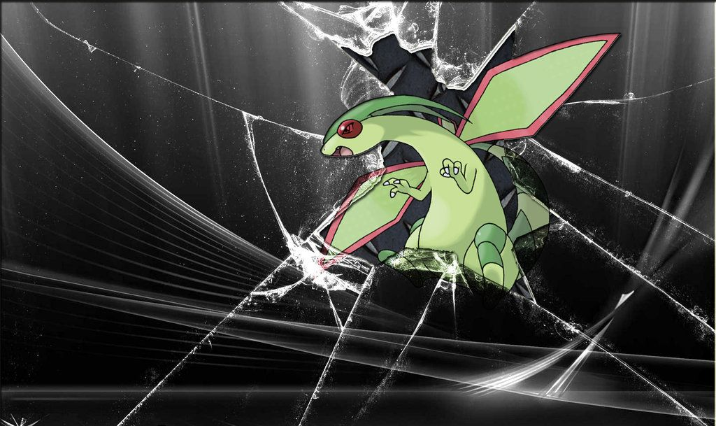 11 Flygon Pokmon HD Wallpapers Backgrounds 1024x609