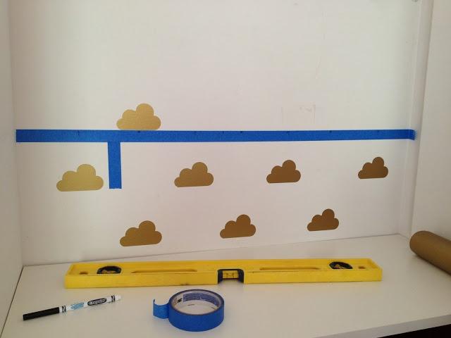 easy way to apply vinyl like wallpaper Design Livs Room Pinterest 640x480