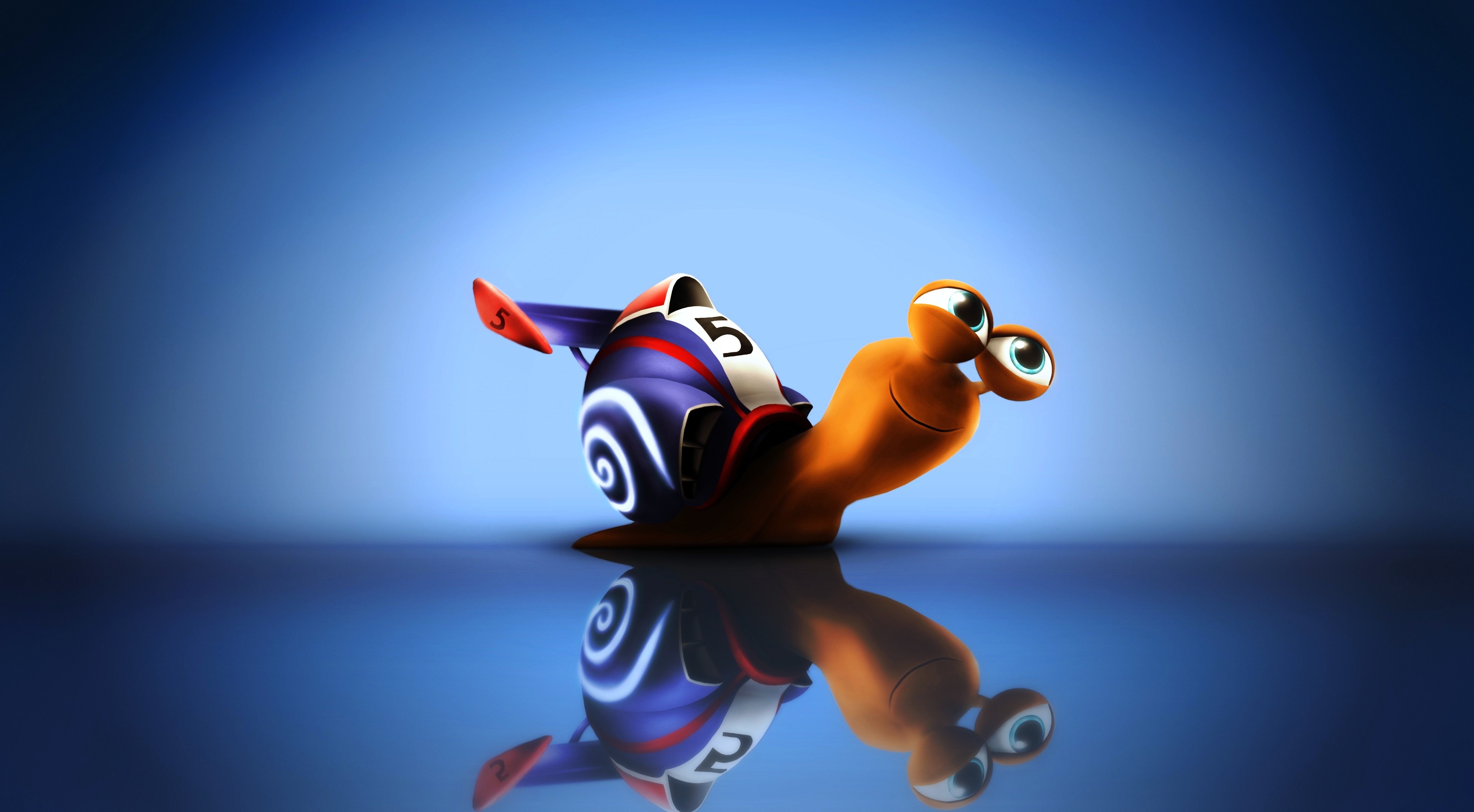 Turbo Movie 2013 Wallpapers Facebook Cover Photos Character Icons 3840x2116
