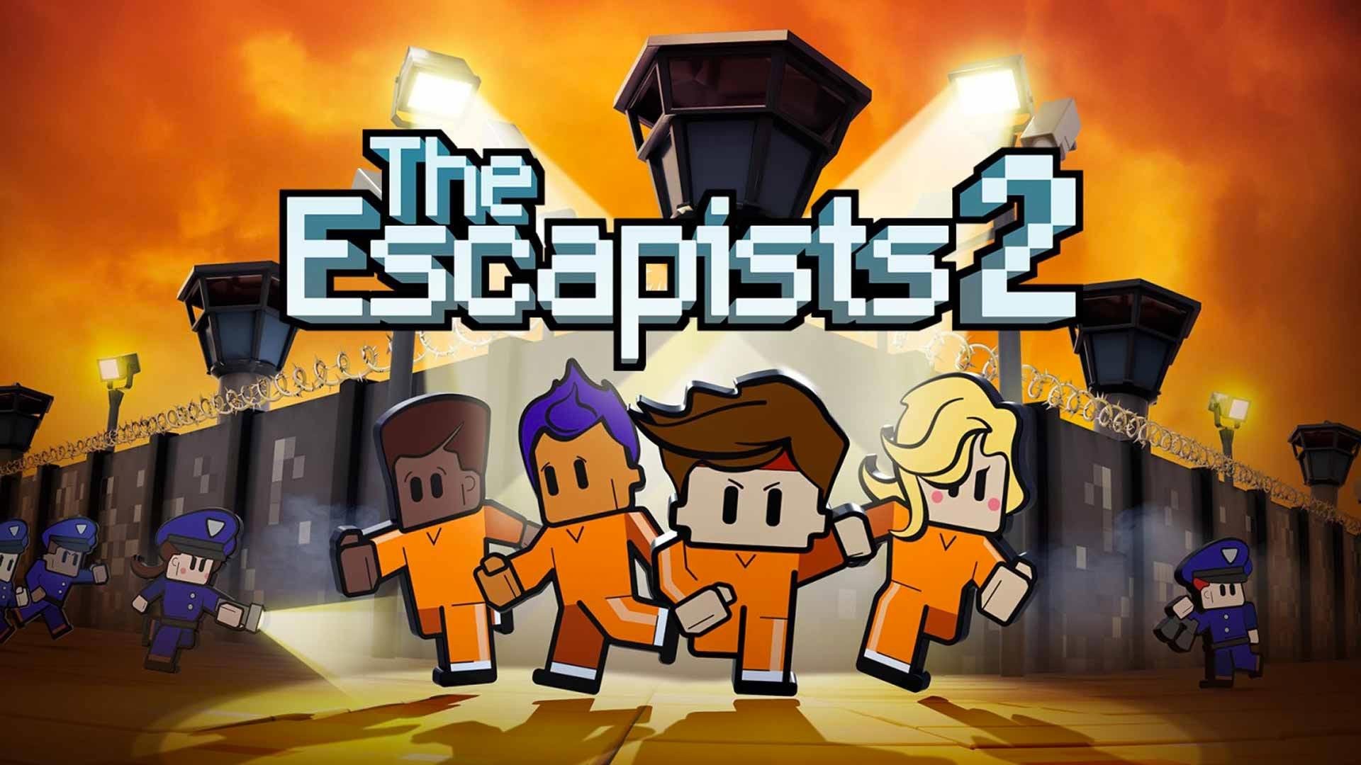 The Escapists 2   Team17 Group PLC 1920x1080