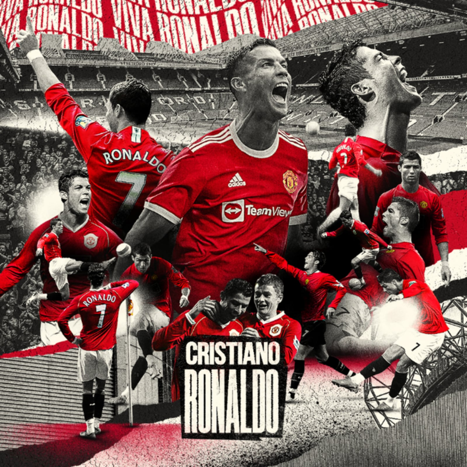 Its Official Manchester United Complete Signing of Cristiano Ronaldo 1600x1600