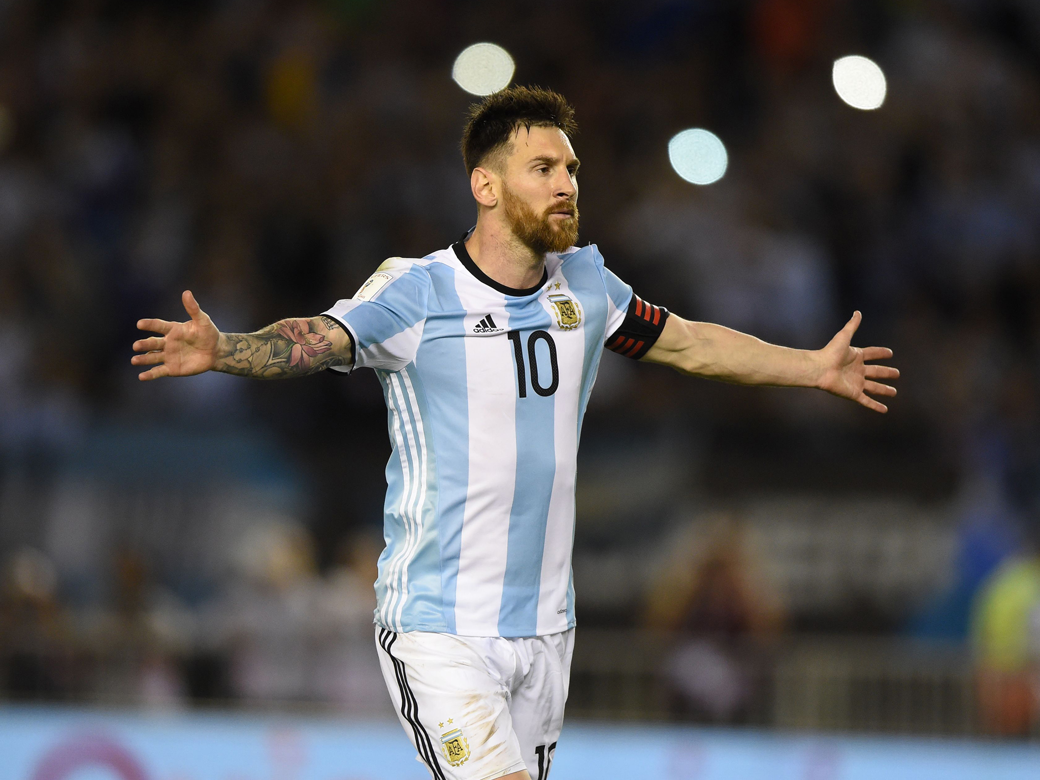 Messi Argentina Wallpapers Background HD 2048x1536