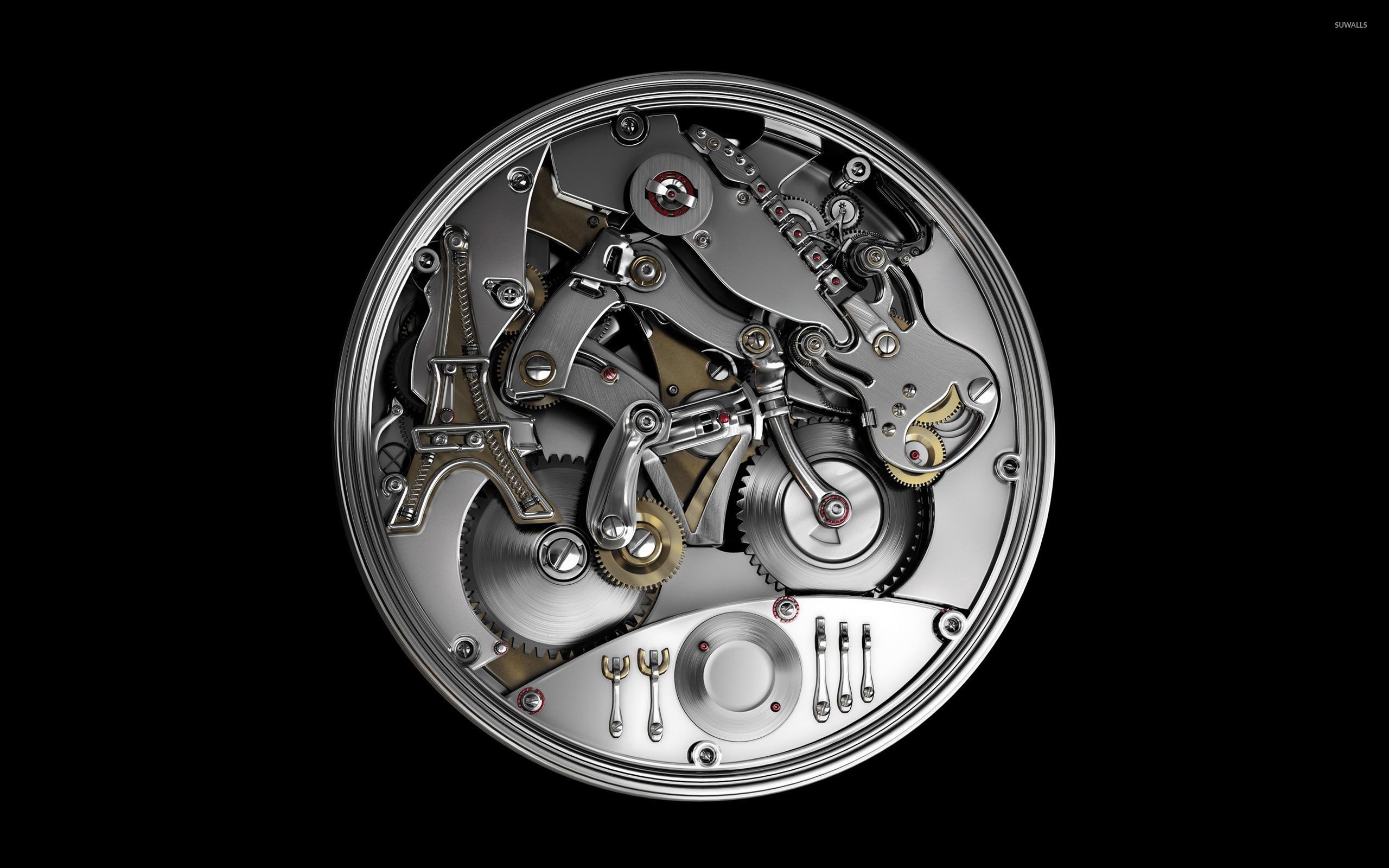 Mechanism [3] wallpaper   Artistic wallpapers   11578 2560x1600