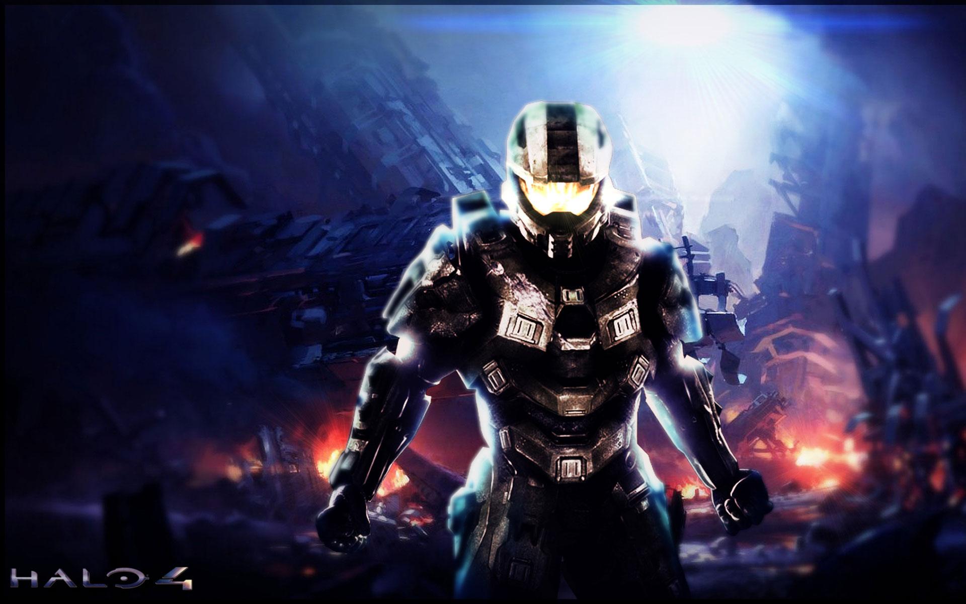 Halo 4 Master Chief wallpaper   1268860 1920x1200