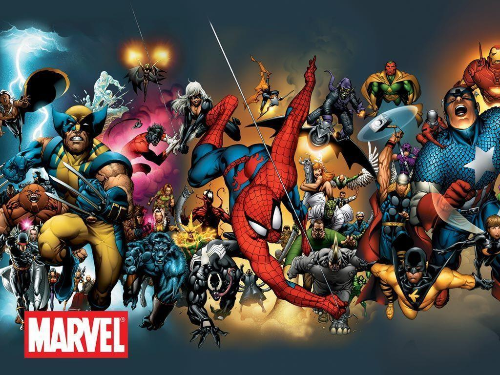 Marvel Superheroes Wallpapers 1024x768