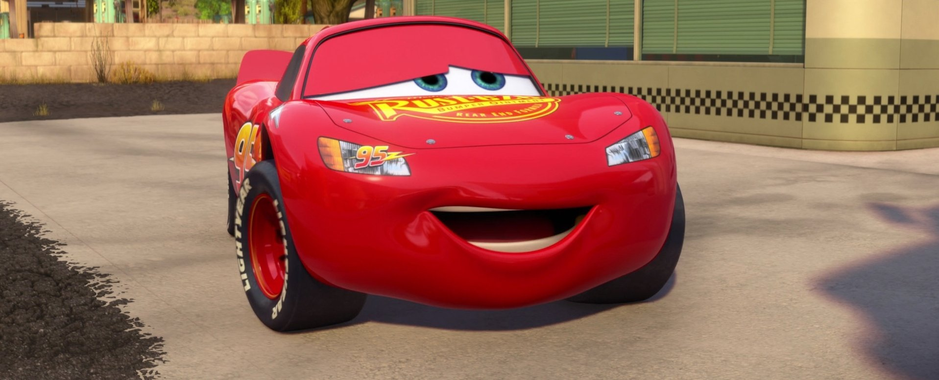 Lightning Mcqueen Wallpaper Pictures to like or share on Facebook 1917x777