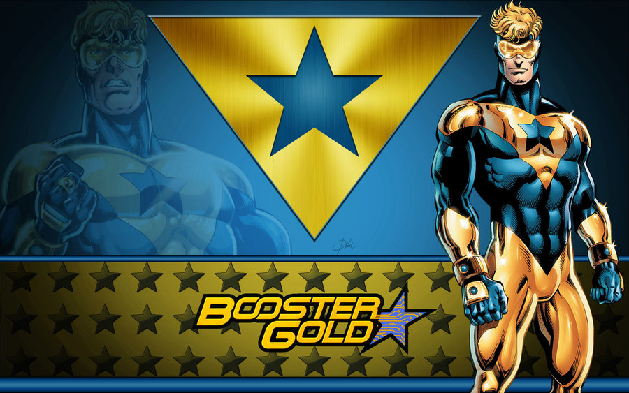 Booster Gold Wallpaper 74 images in Collection Page 1 900x563