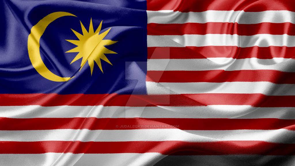 Federation of Malaysia Realistic Flag by JuDalei2k11 1024x576