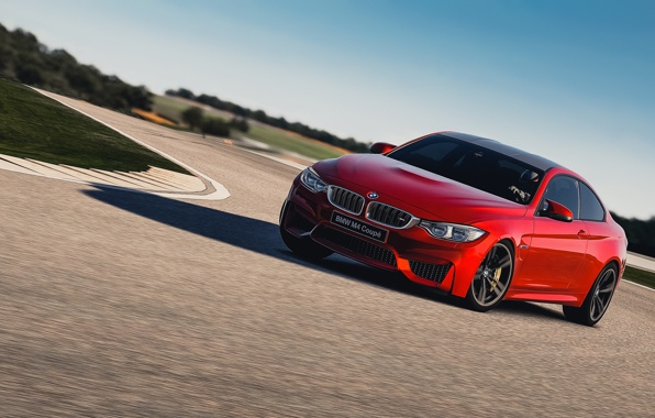 Wallpaper gran turismo 6 bmw m4 coupe f82 red red rotate skid 596x380