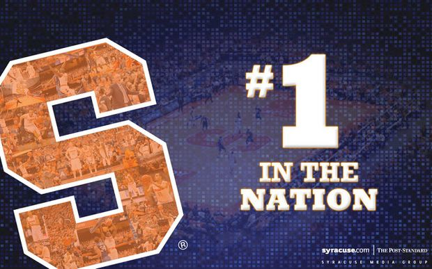 Syracuse basketball wallpapers Celebrate SUs No 1 620x387