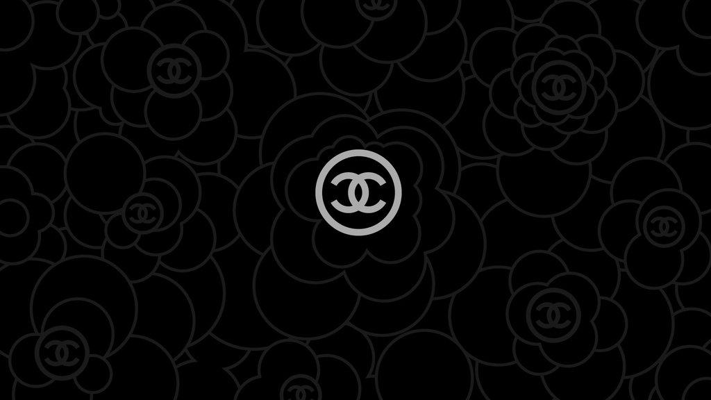 Chanel Black Wallpaper HD - WallpaperSafari