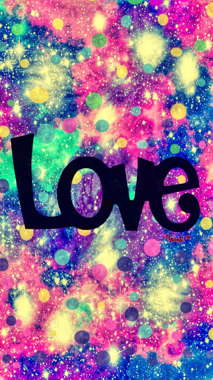 Love Galaxy iPhoneAndroid Wallpaper Android wallpaper 750x1334