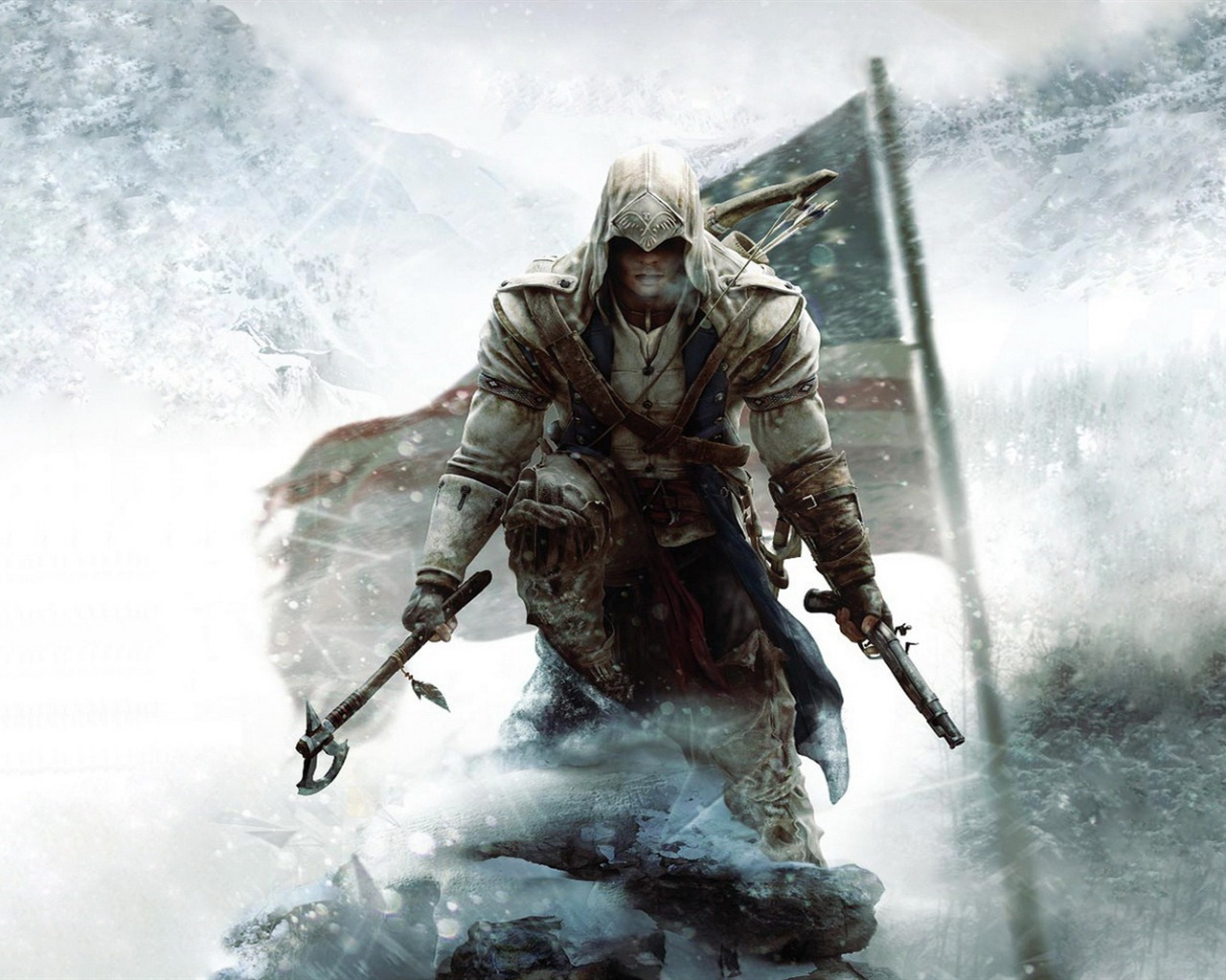 Assassins Creed 3 HD wallpapers 20   1280x1024 Wallpaper Download 1280x1024