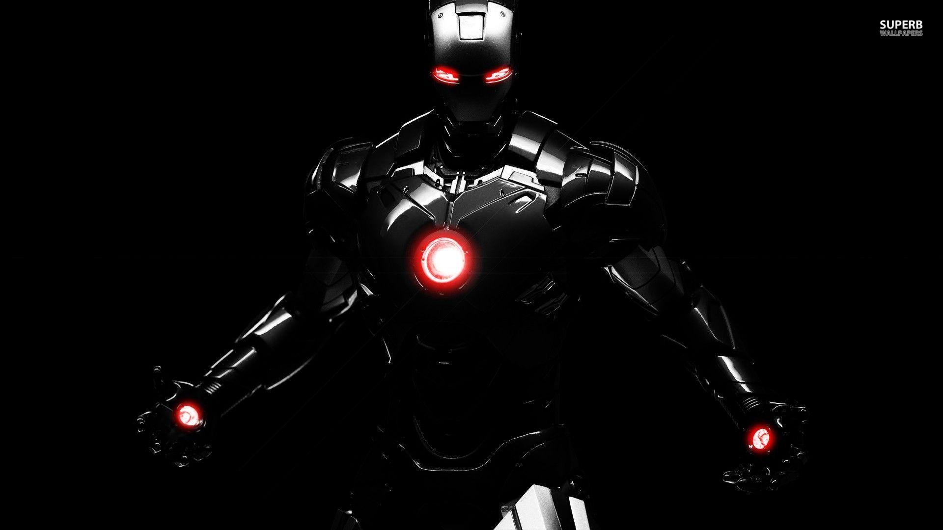 Iron Man Wallpaper 4k Wallpapersafari