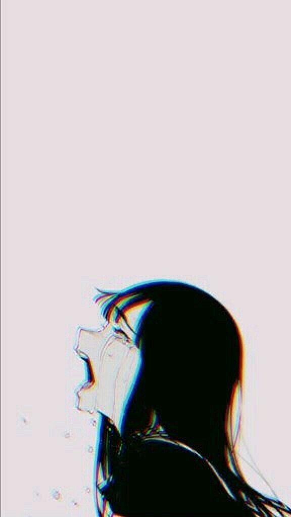 Sad   Anime Girl Wallpaper Sad 108203   HD Wallpaper 576x1022