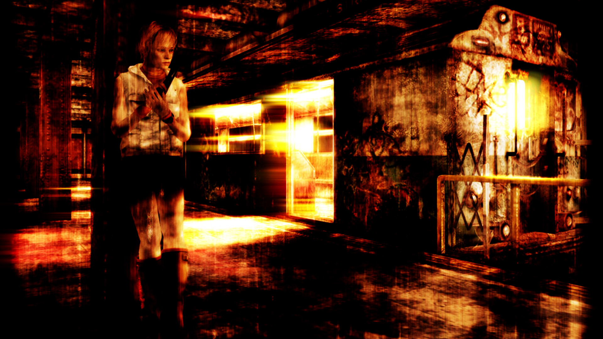 Silent Hill 3 Wallpaper in 1920x1080 1920x1080