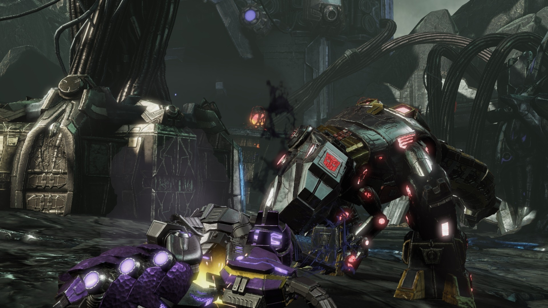 Fall of Cybertron Screenshots Pictures Wallpapers   PC   IGN 1920x1080