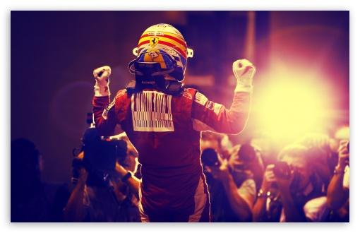 Download Fernando Alonso wallpaper 510x330