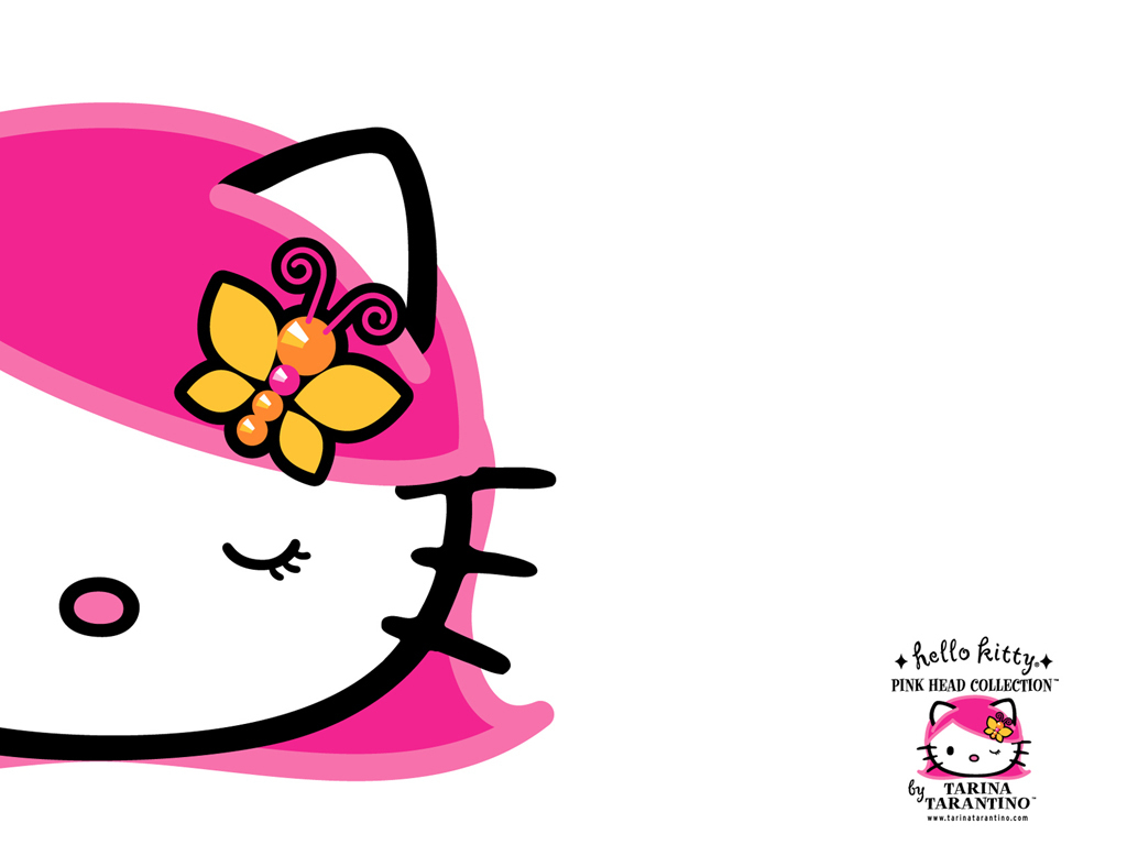 Fuentes de Informacin   Hello Kitty merchandise wallpapers 1024x768