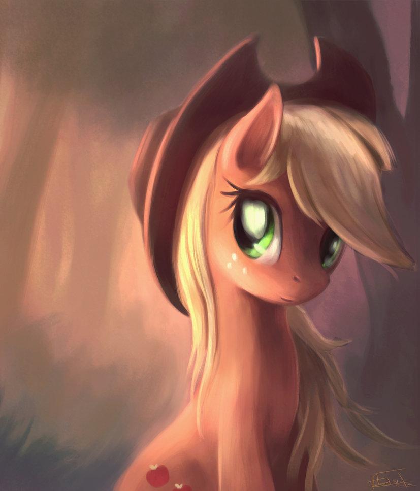 My Little Pony Friendship is Magic images Applejack HD wallpaper 827x967