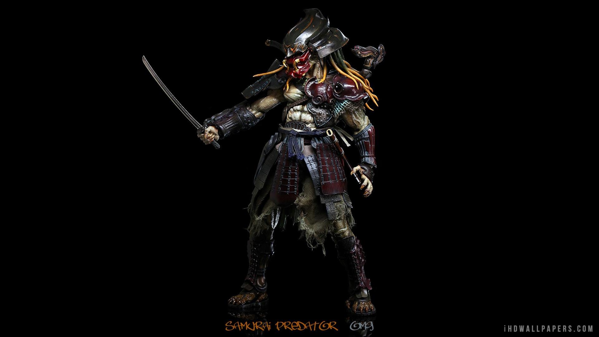 Samurai Predator 4 HD Wallpaper   iHD Wallpapers 1920x1080