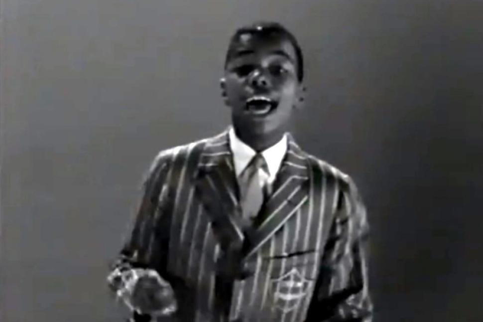 Frankie Lymon Last Picture Lewis Lymon performed with the 970x646