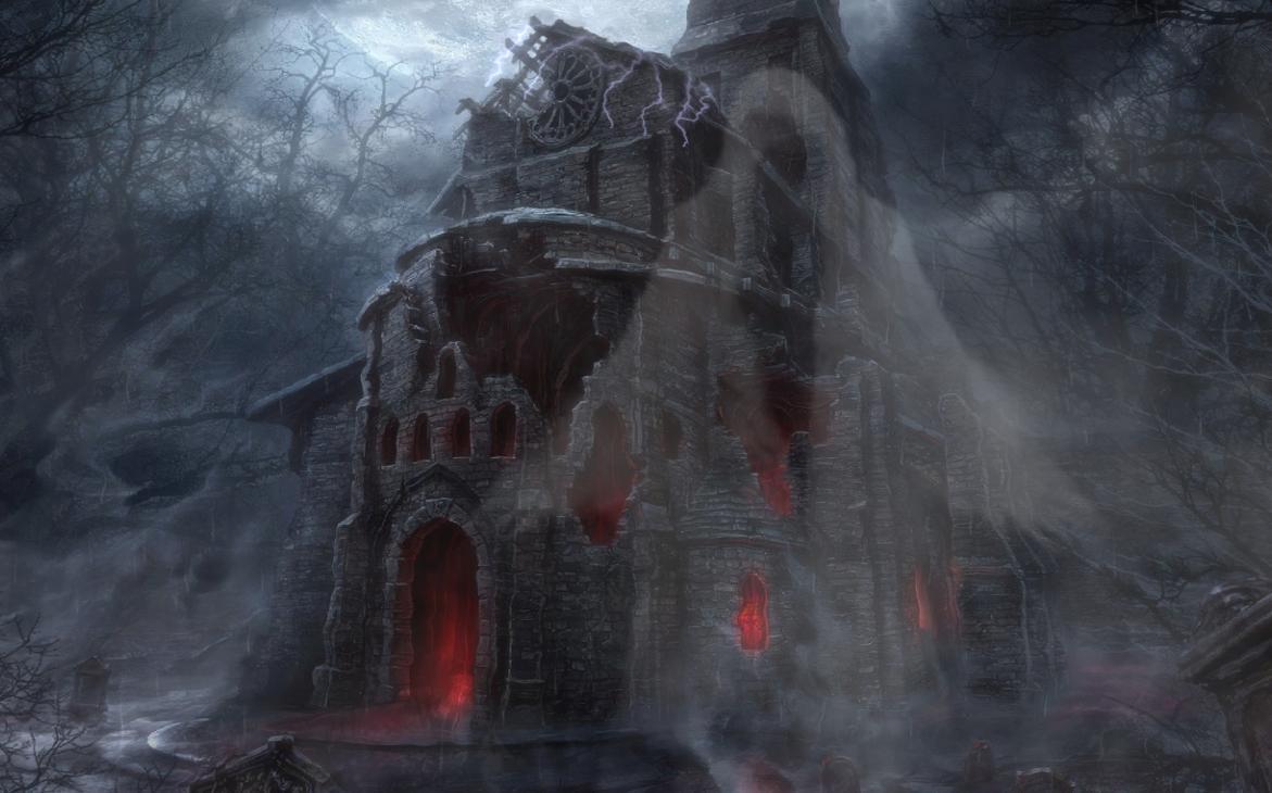 Halloween Screensaver 1171x730