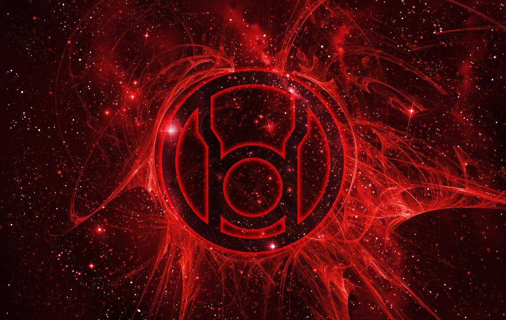 Red Lantern Corps Wallaper by Laffler 1024x647
