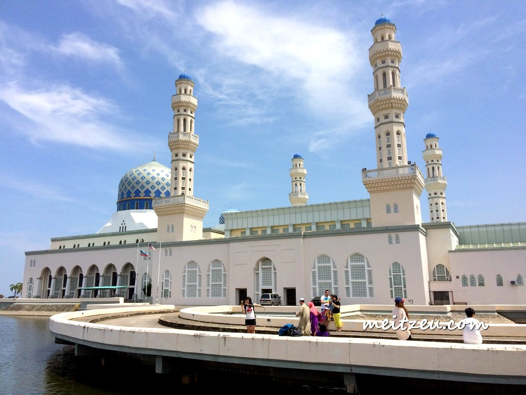 Most viewed Kota Kinabalu City Mosque wallpapers 4K Wallpapers 1024x768