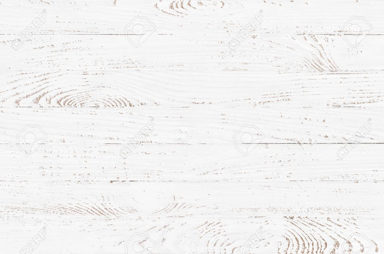 White Wood Texture Background Wooden Table Top View Stock Photo 1300x860