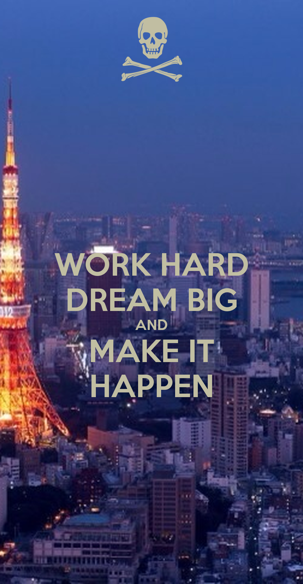 work hard dream big wallpaper