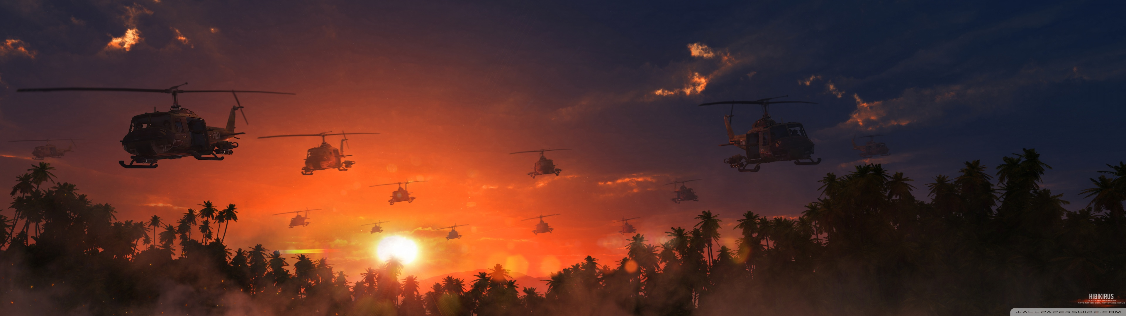 Apocalypse Now HD desktop wallpaper Widescreen 3840x1080