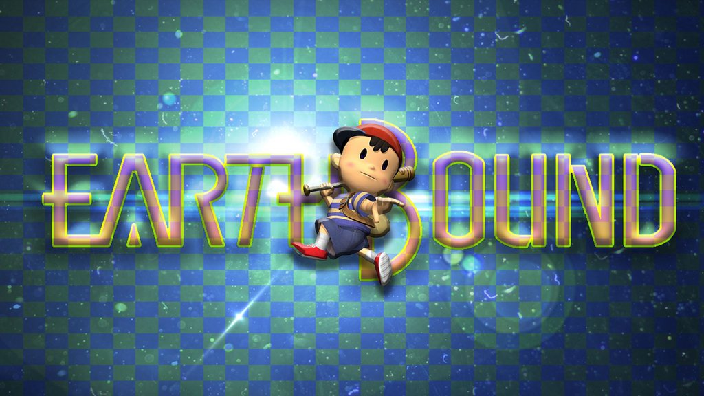Ness EarthBound HD Wallpaper by CraftyBro 1024x576