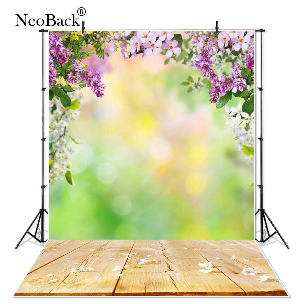 NeoBack 3x5ft Forest Fairy Tale Nature Photography Backgrounds 1000x1000