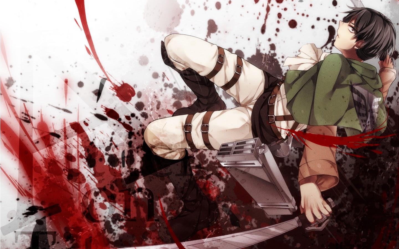 attack on titan shingeki no kyojin anime hd wallpaper 1440x900 6m 1440x900