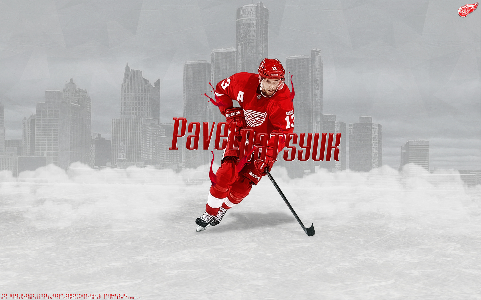 Best 49 Pavel Datsyuk Wallpaper on HipWallpaper Pavel Datyuk 1680x1050