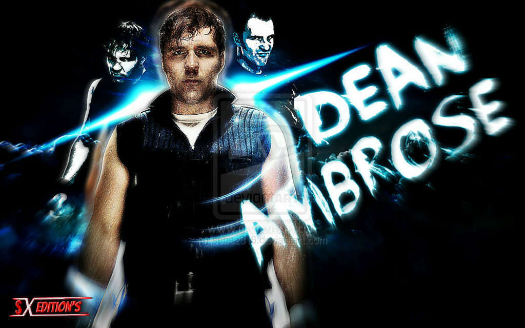 Dean ambrose wwe wallpapers 2016 wallpapersafari for Cool wwe pictures