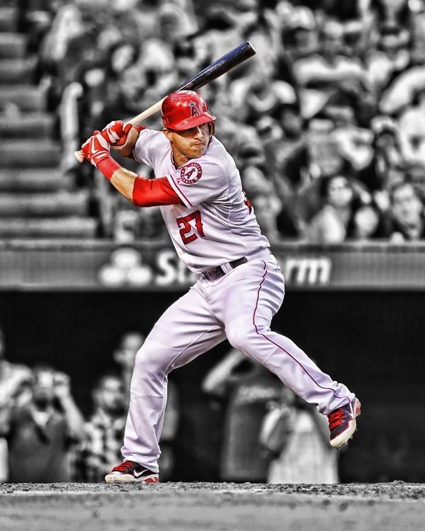 Free Download Mike Trout Has Passed Up Miguel Cabrera In The