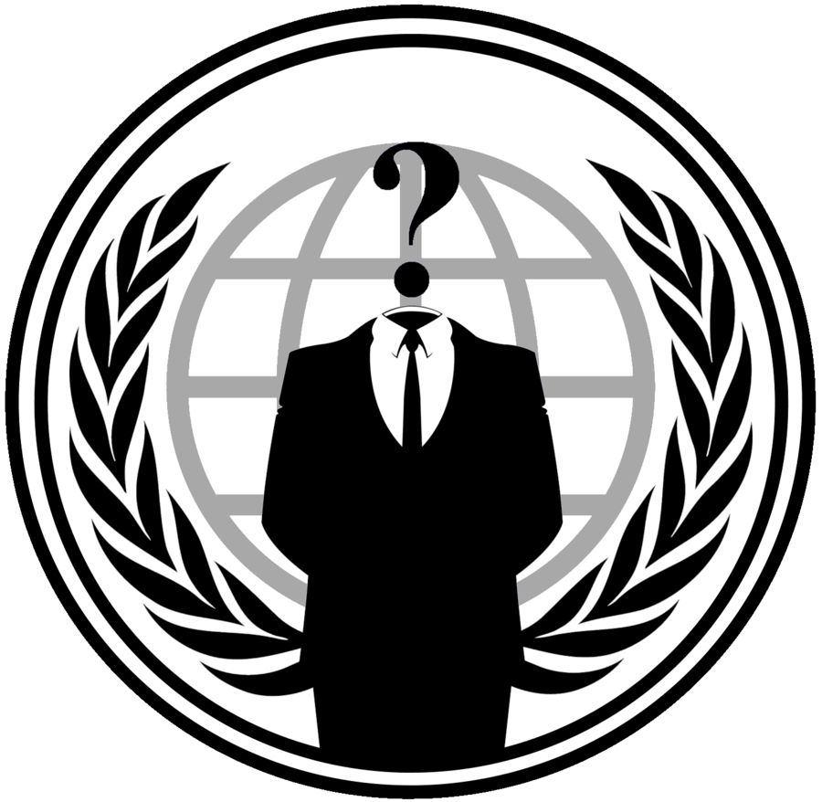 Anonymous Logo by viperaviator 900x878