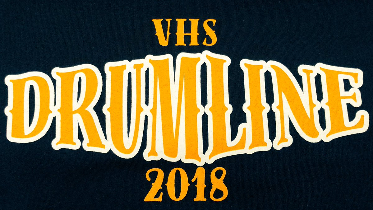 Vacaville High School Drumline on Twitter Weve worked hard all 1200x675