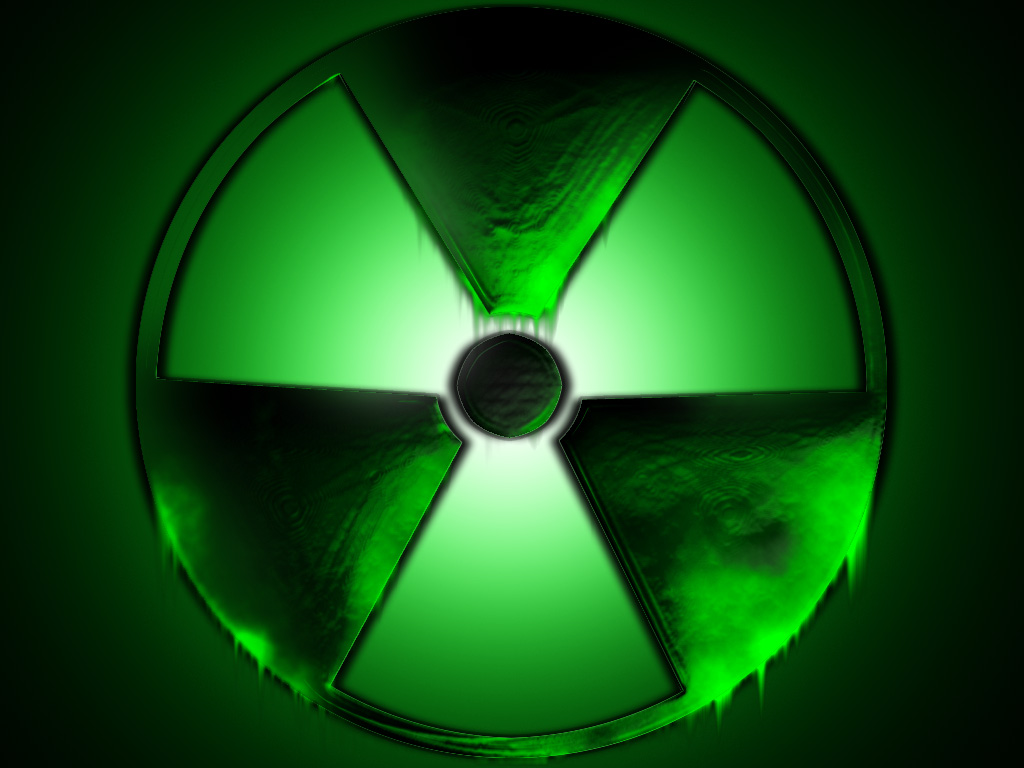 1024x768px Radioactive Symbol Wallpaper Wallpapersafari