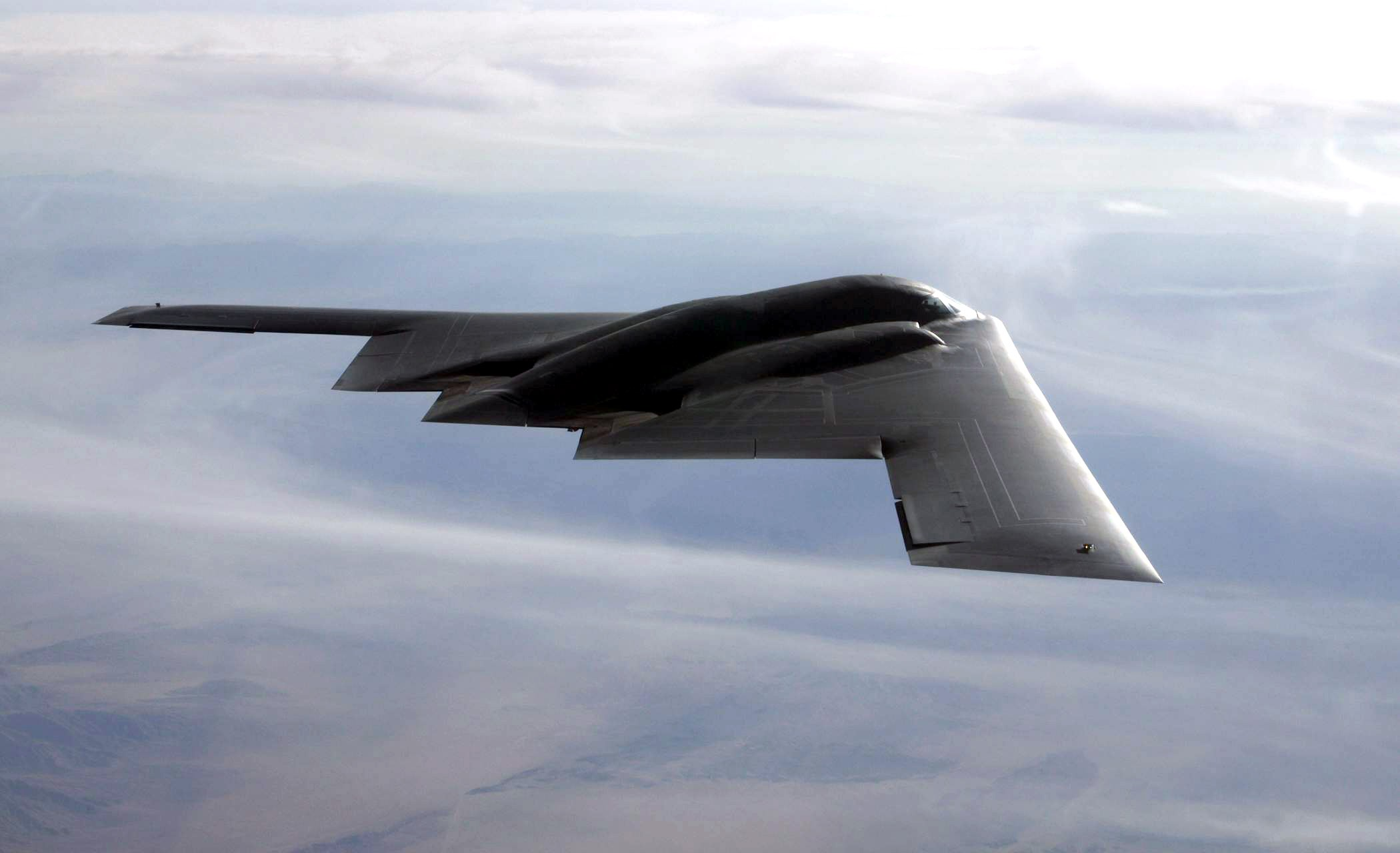 B2 Bomber Jet Picture   SA Wallpapers 2100x1280