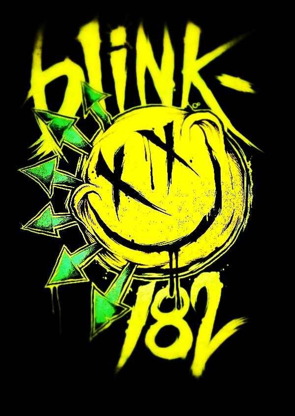 Awesome iPhone wallpaper Blink 182 wallpaper Blink 182 art 600x845