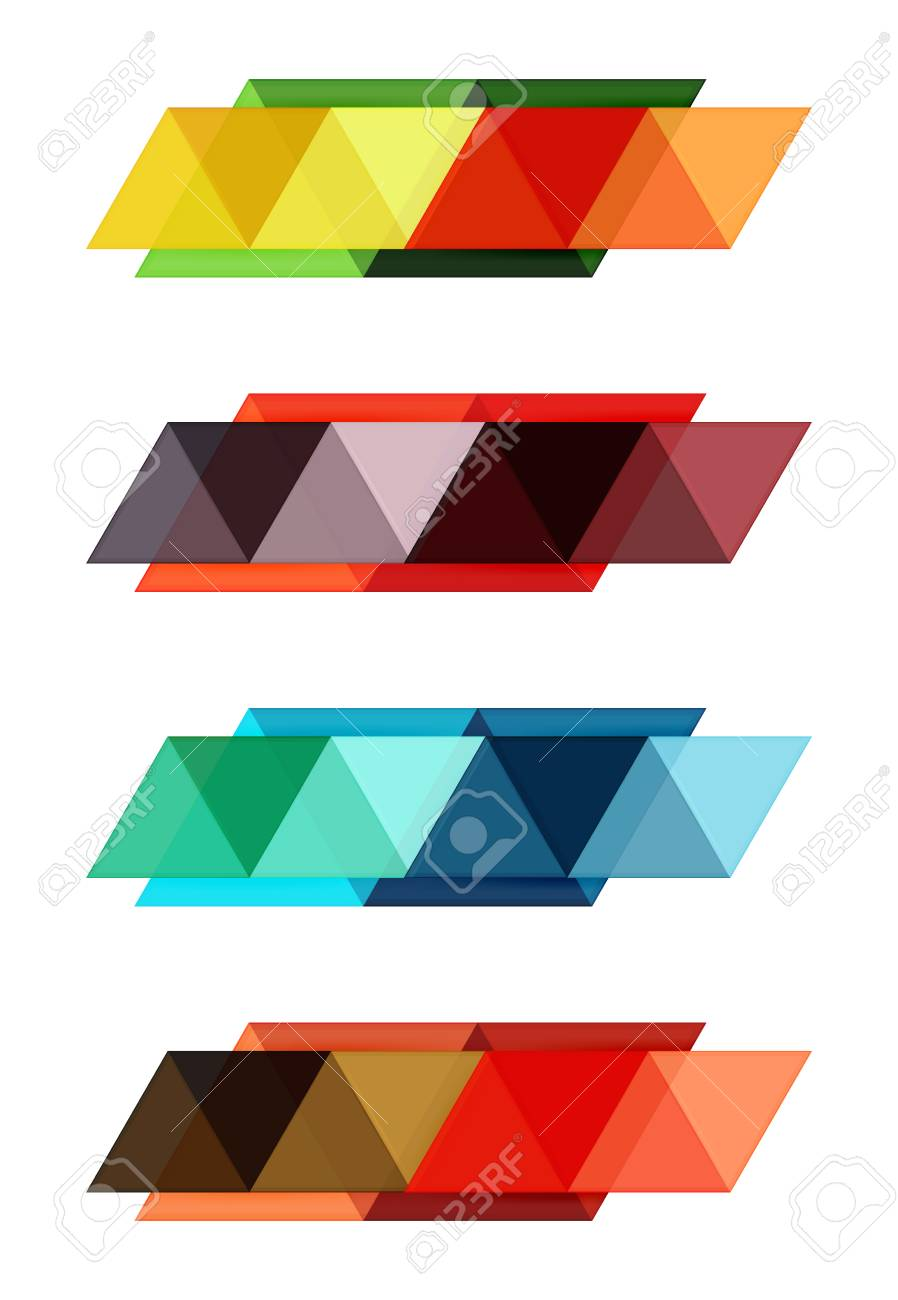 Blank Triangle Infographic Backgrounds Royalty Cliparts 898x1300