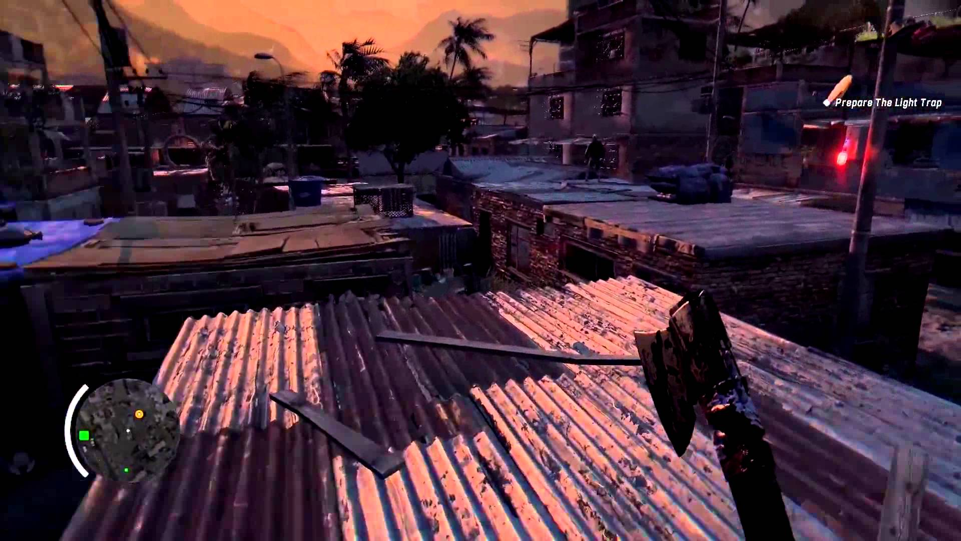 Dying Light PS4 Night Time Gameplay [1080p] HD 1920x1080