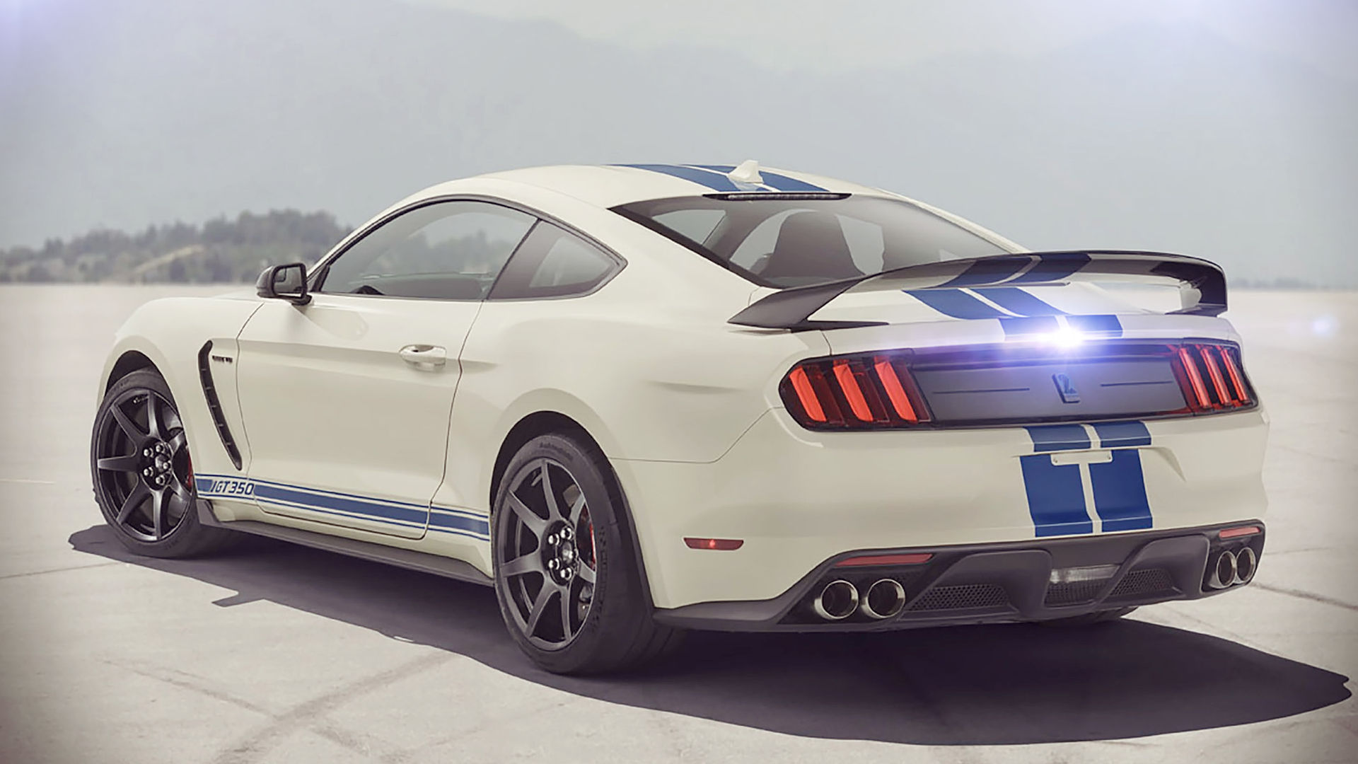 Ford Mustang Shelby GT350 2020 Wallpaper 1920x1080