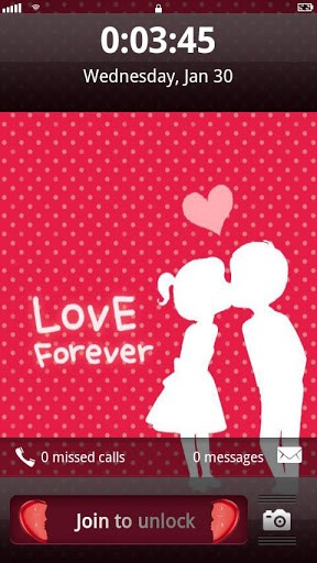 Download Cute Love Lock Screen for Android - Appszoom