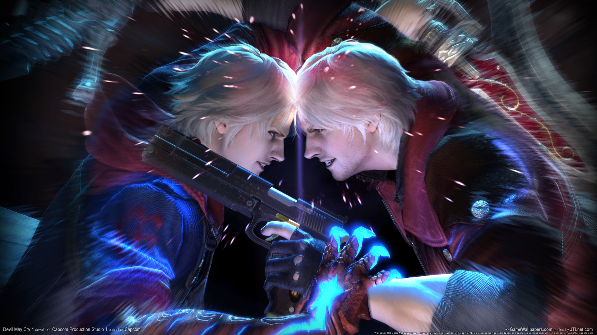 Devil May Cry 4 Wallpapers HD Wallpapers 1920x1080
