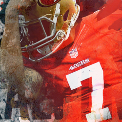 San Francisco 49ers Retina HD iPhone 5s Wallpapers 250x250