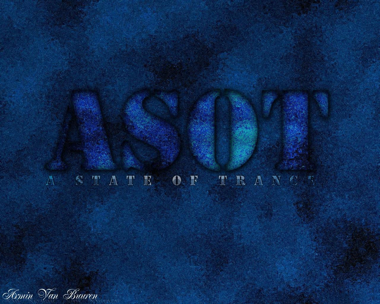 ASOT a state of trance radio show with armin van buuren wallpaper 1280x1024